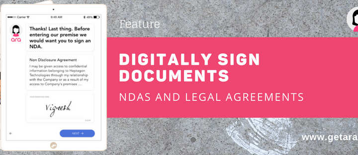 Digitally-sign-documents-ara-digital-receptionist