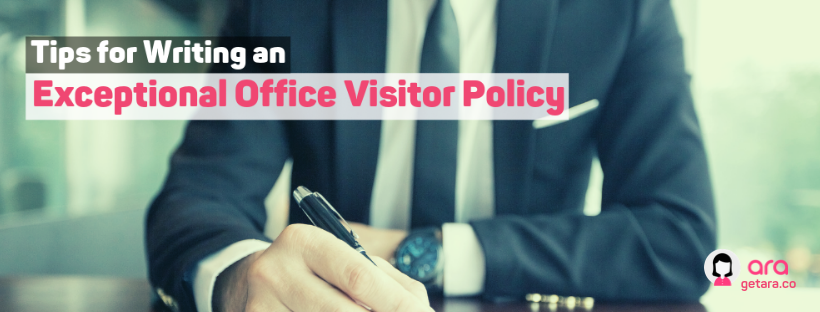 exceptional office visitor policy