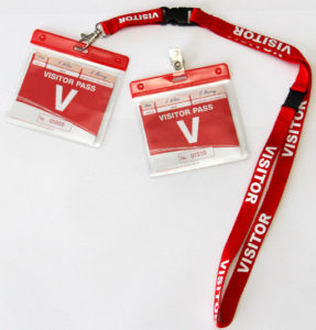 Visitor Badge For Companies