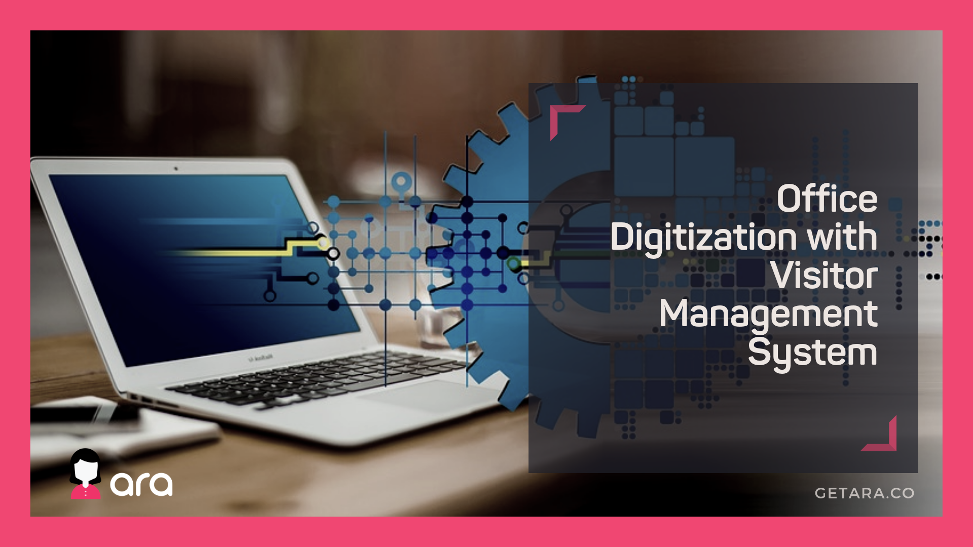 Office Digitization with a Visitor Management System