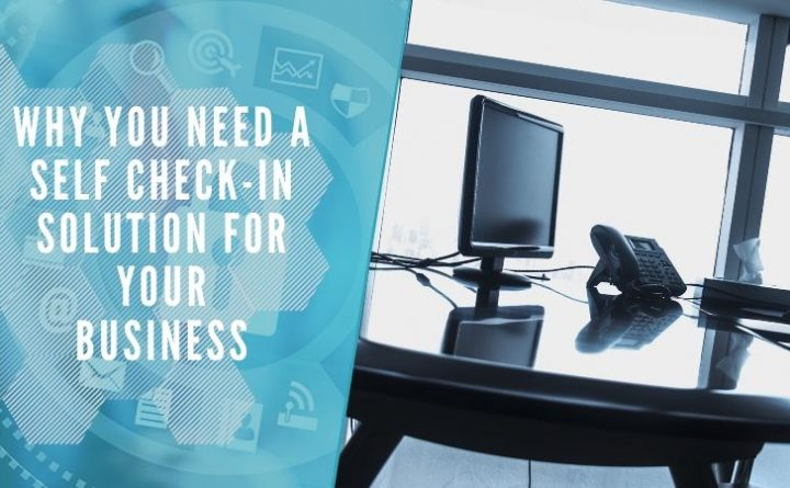 Self Check In Solution for Corporates